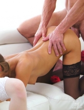 Alli Rae & Marry Lynn threesome