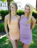 Riley Star & Hannah Hays teen